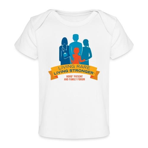 LRLS Logo - Baby Organic T-Shirt