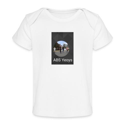 ABSYeoys merchandise - Baby Organic T-Shirt