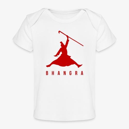 JORDAN BHANGRA - Baby Organic T-Shirt
