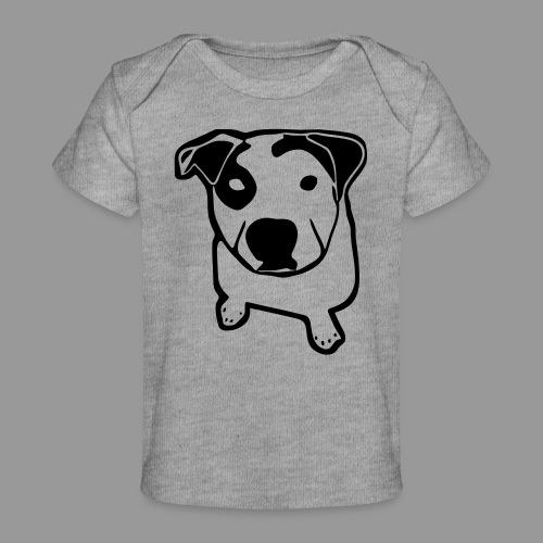 Pit Bull T-Bone - Baby Organic T-Shirt