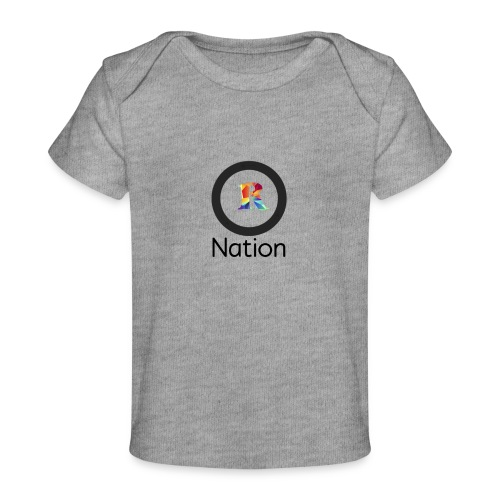 Reaper Nation - Baby Organic T-Shirt