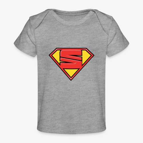 super seat - Baby Organic T-Shirt