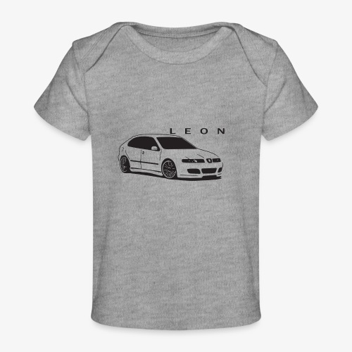 Seat LEON mk1 cupra - Baby Organic T-Shirt