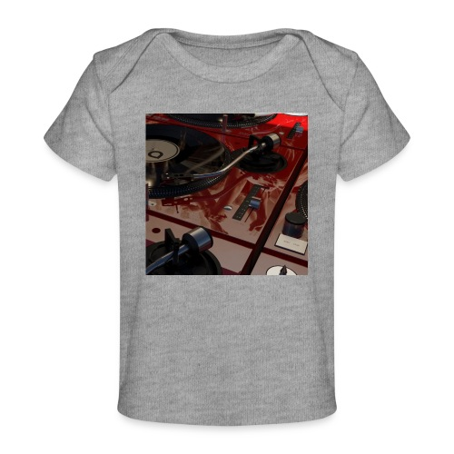 Technic Field - Baby Organic T-Shirt