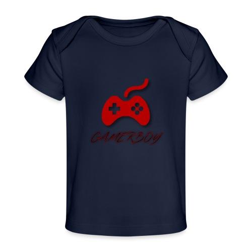 Gamerboy - Baby Organic T-Shirt