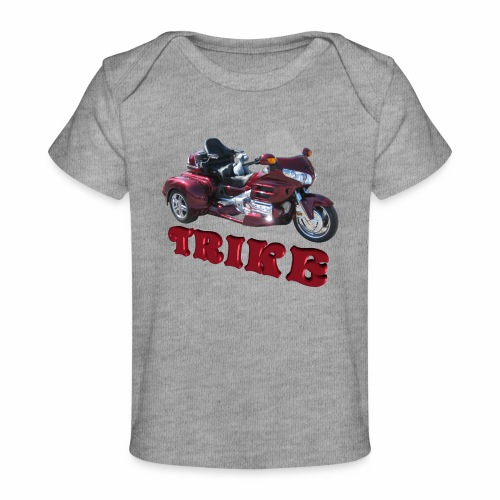 Trike - Baby Organic T-Shirt