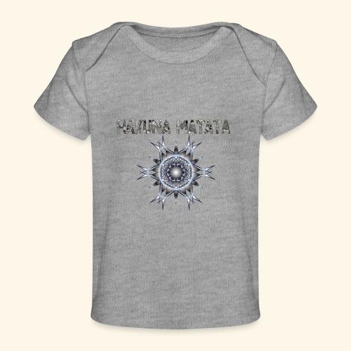 HAKUNA MATATA TRIBAL - Baby Organic T-Shirt