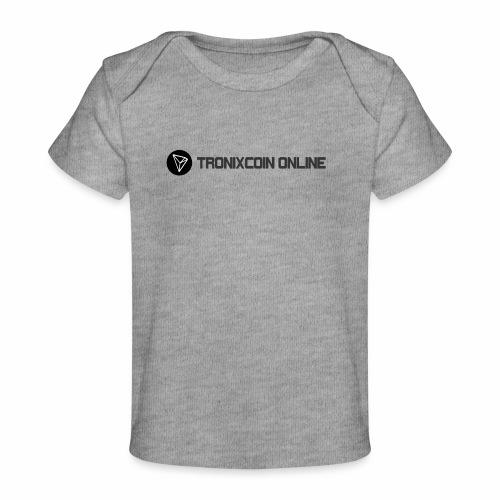 Tronixcoin Online - Baby Organic T-Shirt
