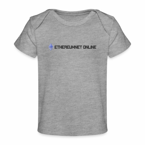 Ethereum Online light darkpng - Baby Organic T-Shirt