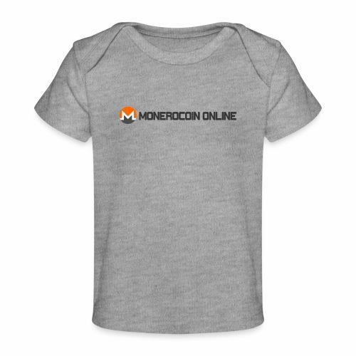 monerocoin online dar - Baby Organic T-Shirt
