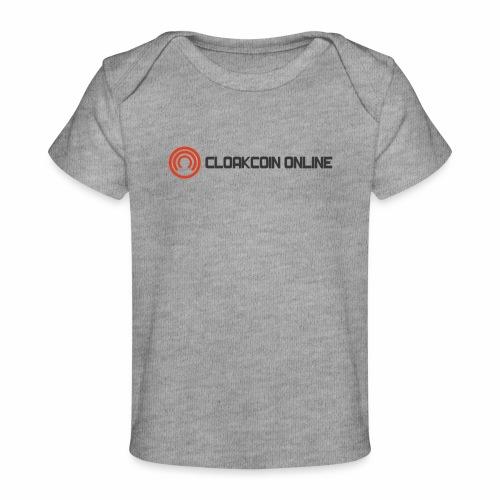 Cloakcoin online dark - Baby Organic T-Shirt