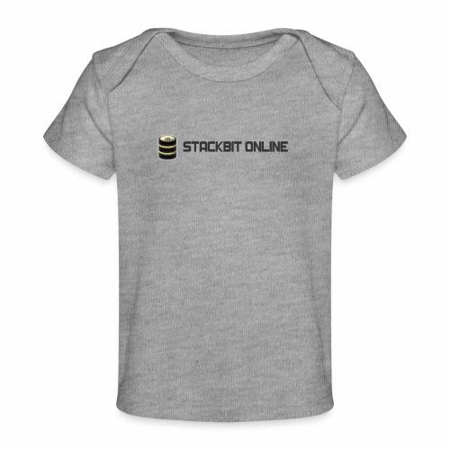 stackbit online - Baby Organic T-Shirt