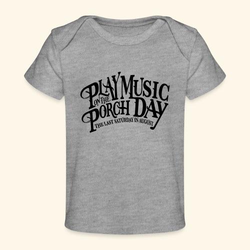 shirt4 FINAL - Baby Organic T-Shirt