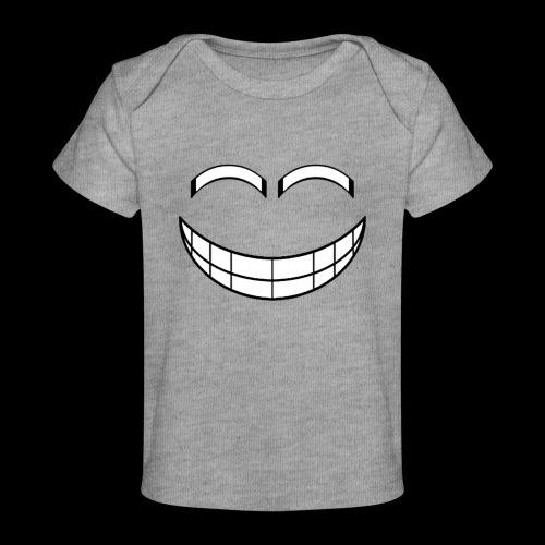 Empty Grin - Baby Organic T-Shirt