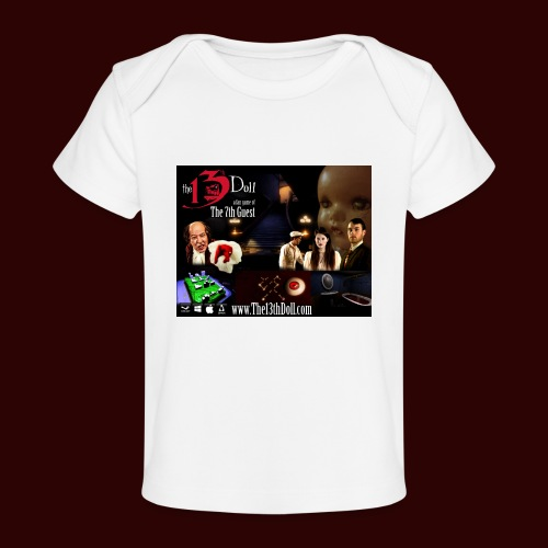 The 13th Doll Cast and Puzzles - Baby Organic T-Shirt