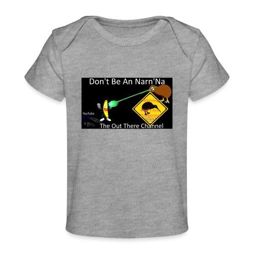 NarnNa1Tshirt - Baby Organic T-Shirt