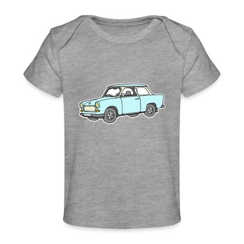 Trabant (lightblue) - Baby Organic T-Shirt