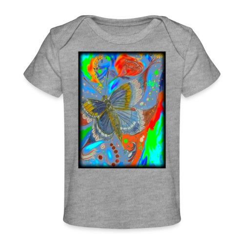 Butterfly - Baby Organic T-Shirt