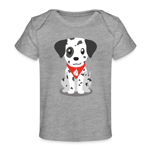 Sparky the FHIR Dog - Children's Merchandise - Baby Organic T-Shirt