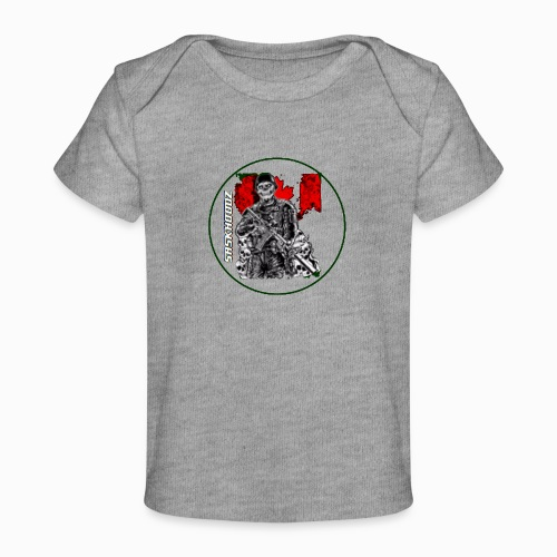 saskhoodz canada - Baby Organic T-Shirt