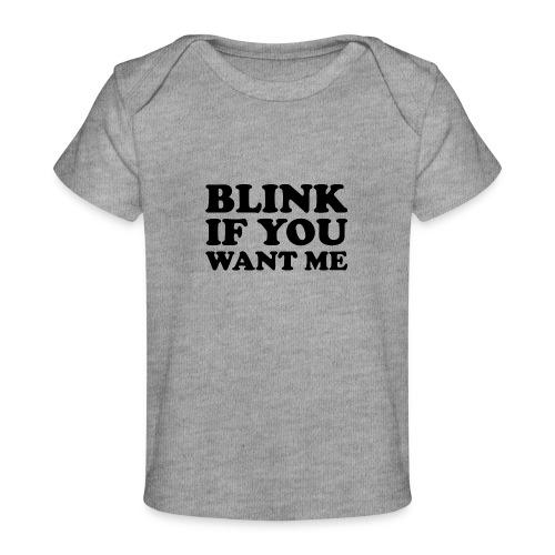 2020 Flirting Trend - Baby Organic T-Shirt