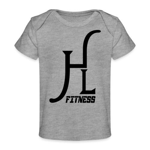 HLF Vector Blk - Baby Organic T-Shirt