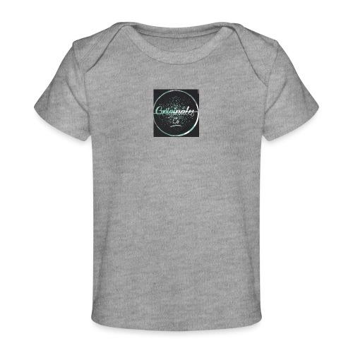 Originales Co. Blurred - Baby Organic T-Shirt