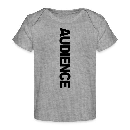 Audience iphone vertical - Baby Organic T-Shirt