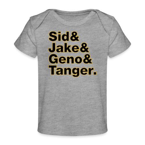 Helvetica& Hockey 2021 - Baby Organic T-Shirt