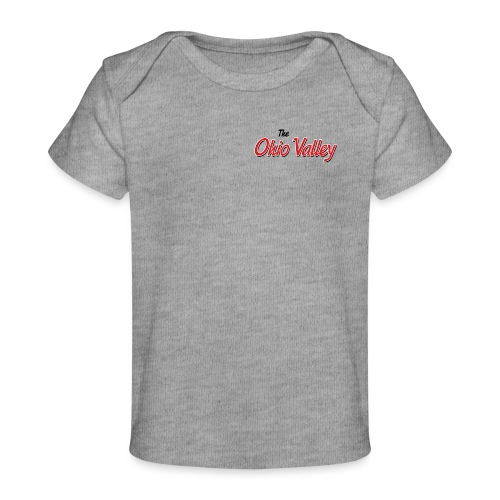 Ohio Valley Style Pizza - Baby Organic T-Shirt