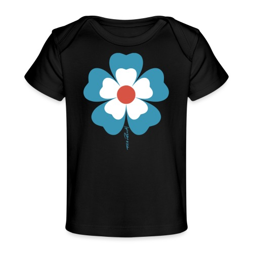 flower time - Baby Organic T-Shirt