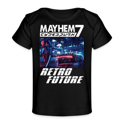 M7 Cyberpunk - Baby Organic T-Shirt