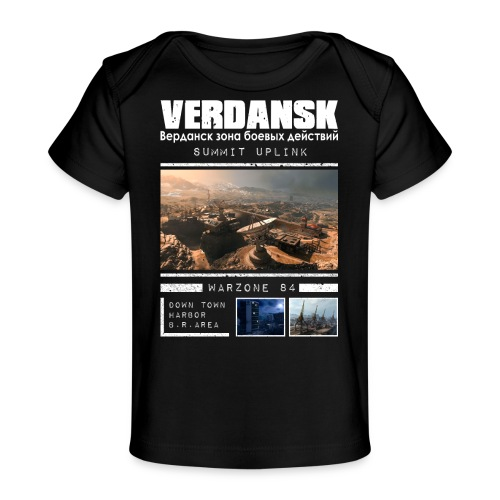 Verdansk Summit - Baby Organic T-Shirt