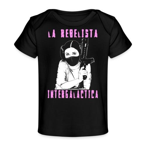 La Rebelista - Baby Organic T-Shirt