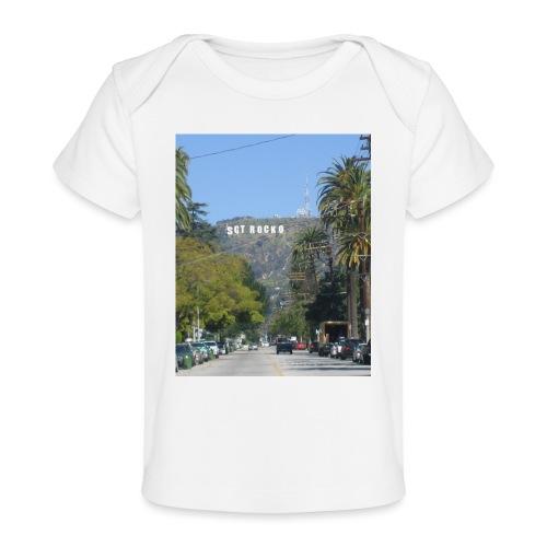 RockoWood Sign - Baby Organic T-Shirt