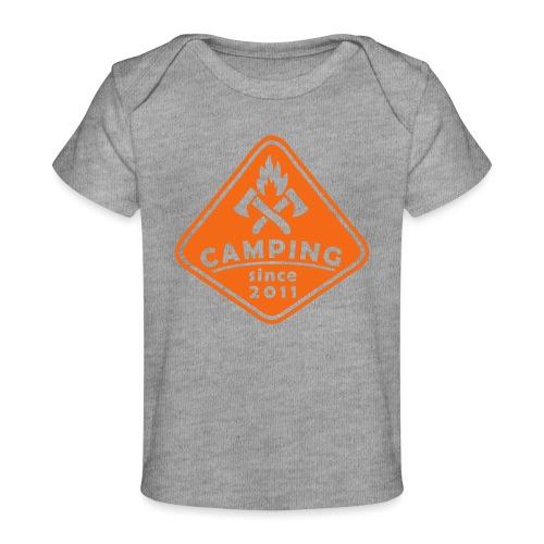 Campfire 2011 - Baby Organic T-Shirt