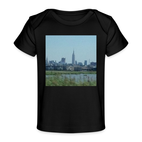 New York - Baby Organic T-Shirt