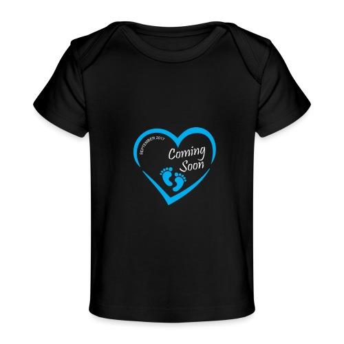 Baby coming soon - Baby Organic T-Shirt