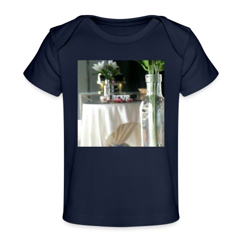 Spread the Love! - Baby Organic T-Shirt