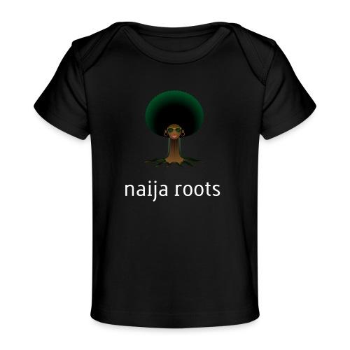 naijaroots - Baby Organic T-Shirt
