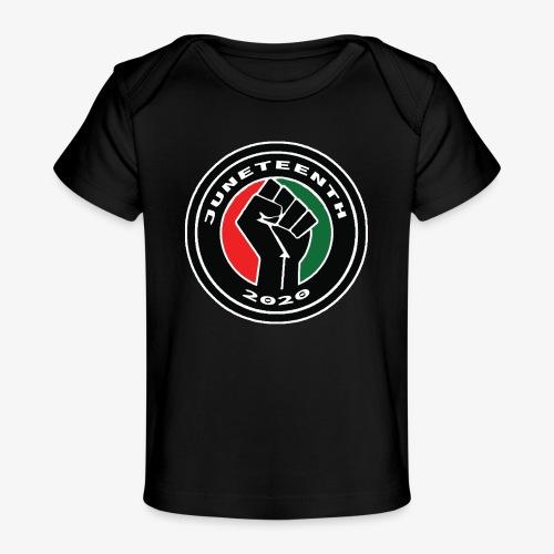 JUNETEENTH02 - Baby Organic T-Shirt