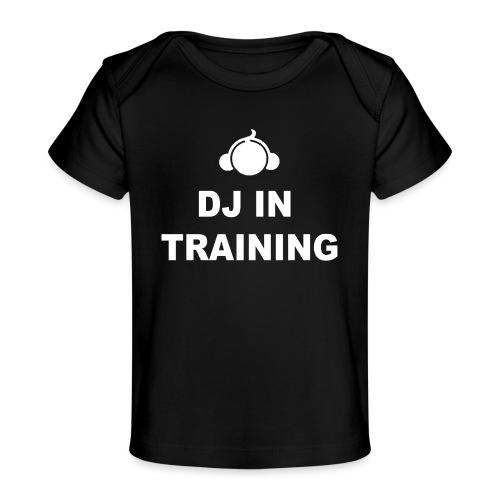 DJInTraining - Baby Organic T-Shirt