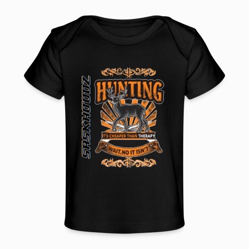 saskhoodz deer - Baby Organic T-Shirt