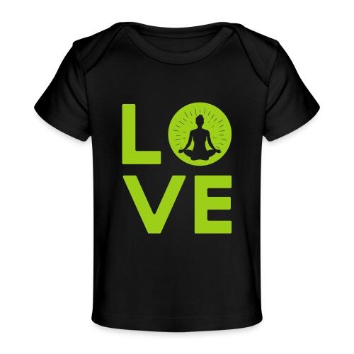 Love - Baby Organic T-Shirt