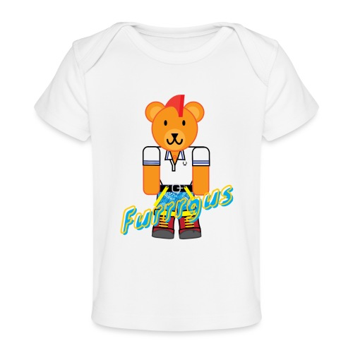Skinhead Furrrgus - Baby Organic T-Shirt