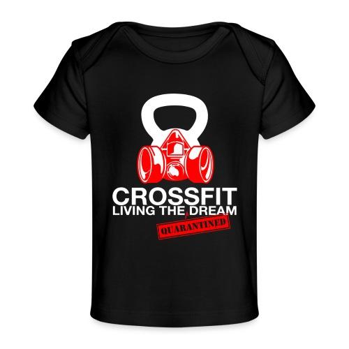 CROSSFIT LTQD - WHITE - Baby Organic T-Shirt