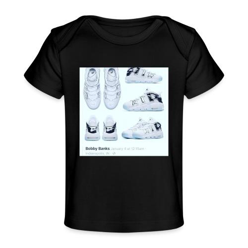 04EB9DA8 A61B 460B 8B95 9883E23C654F - Baby Organic T-Shirt
