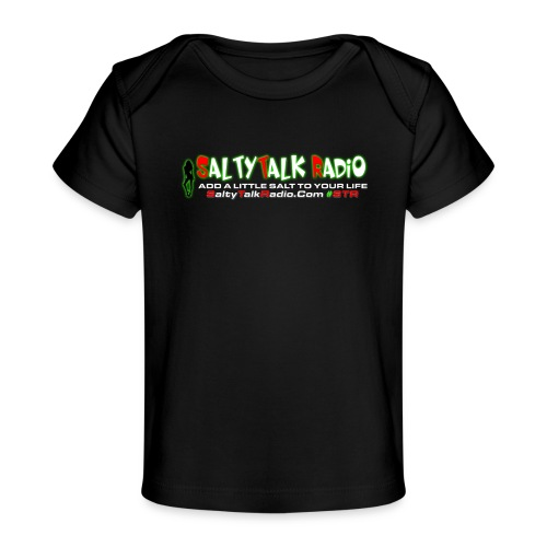 str front png - Baby Organic T-Shirt