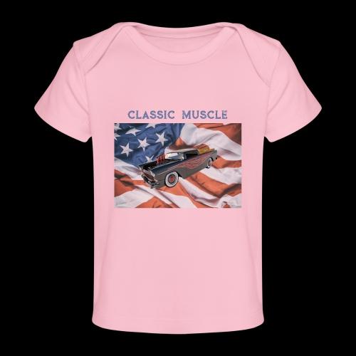 CLASSIC MUSCLE - Baby Organic T-Shirt
