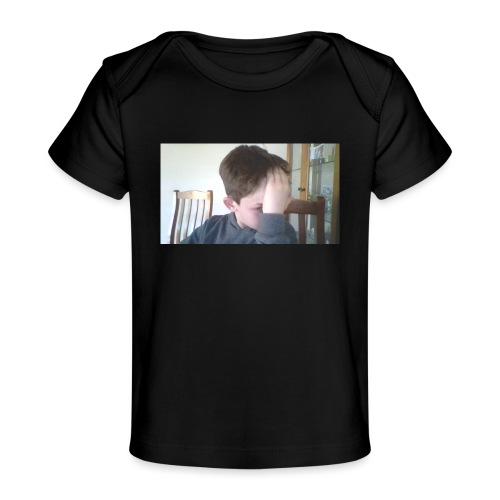 Luiz FAce!! - Baby Organic T-Shirt
